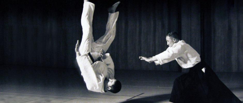 aikido high fall - kingston Aikido Club London