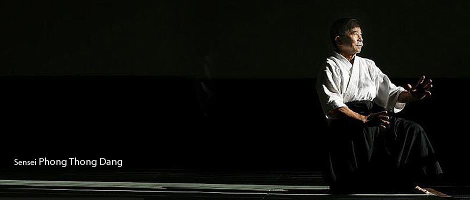 Sensei Phong Thong Dang Aikido